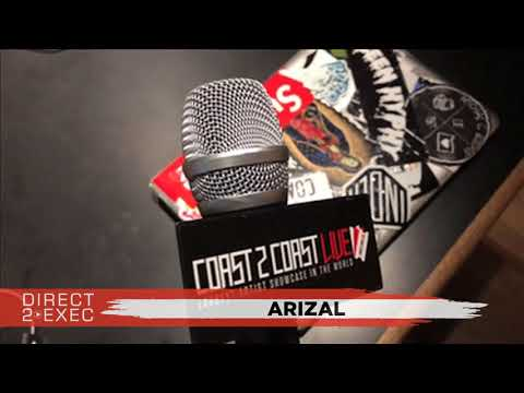 Arizal Performs at Direct 2 Exec Los Angeles 12/5/17 - Atlantic Records
