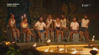 Survivor 2019   Συμβούλιο Ψηφοφορίας και η έκπληξη του Σάκη στους παίκτες   19/05/2019