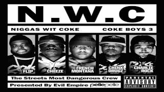 French Montana - Drank & Smoke Ft. Mac Miller (Coke Boys 3)