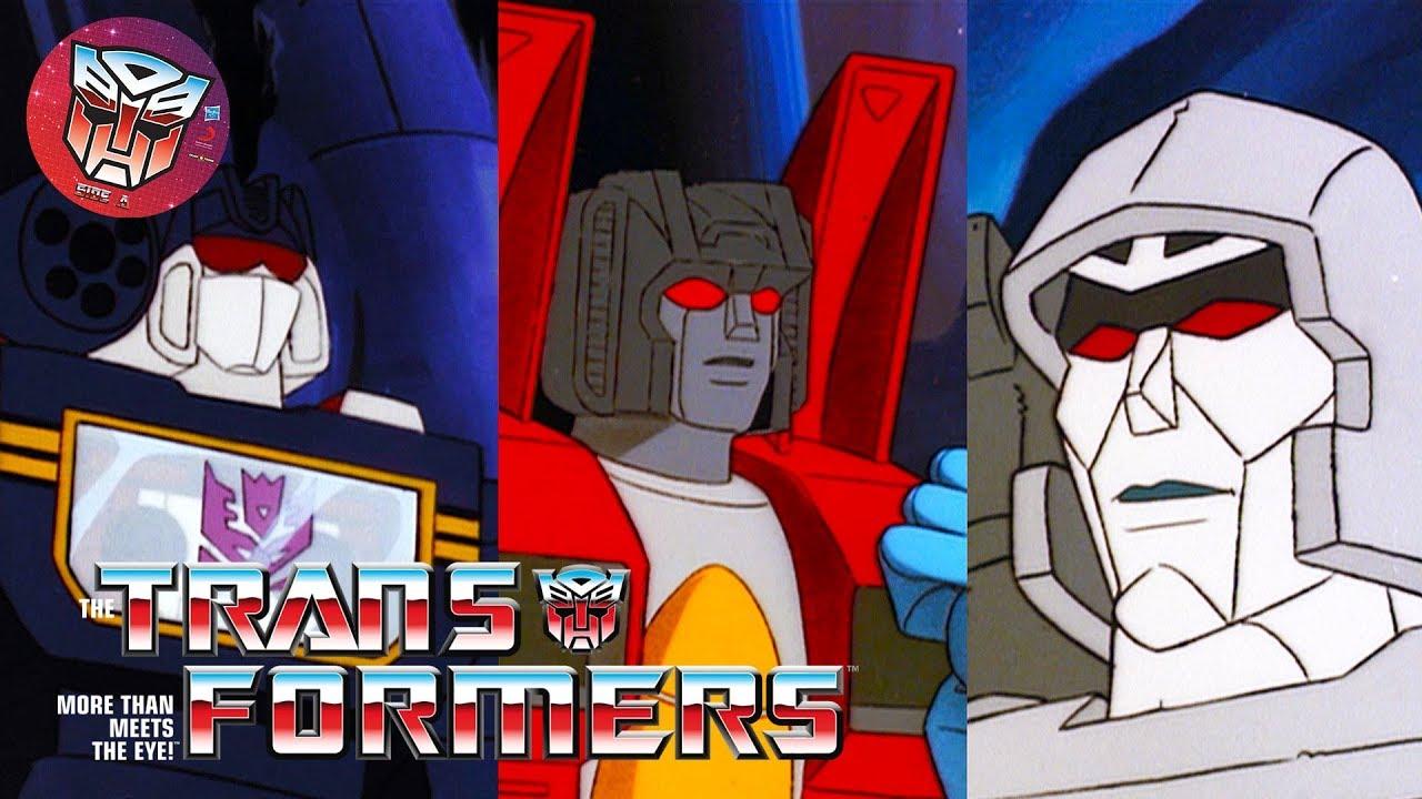 Transformers G1 Soundtrack Saturdays - Tracks 30, 33 & 31!