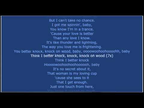 AMII STEWART Knock on wood lyrics