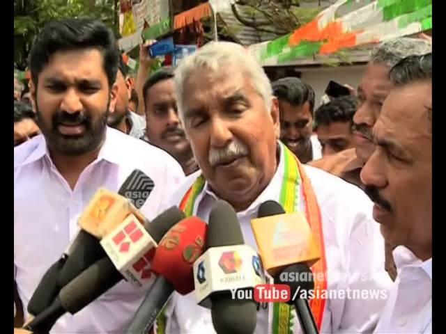Oommen Chandy responses on Pinarayi Vijayan's statement