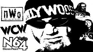 WCW Wrestling Games On N64 (Feat WCW NWO Revenge, World Tour, Nitro etc)