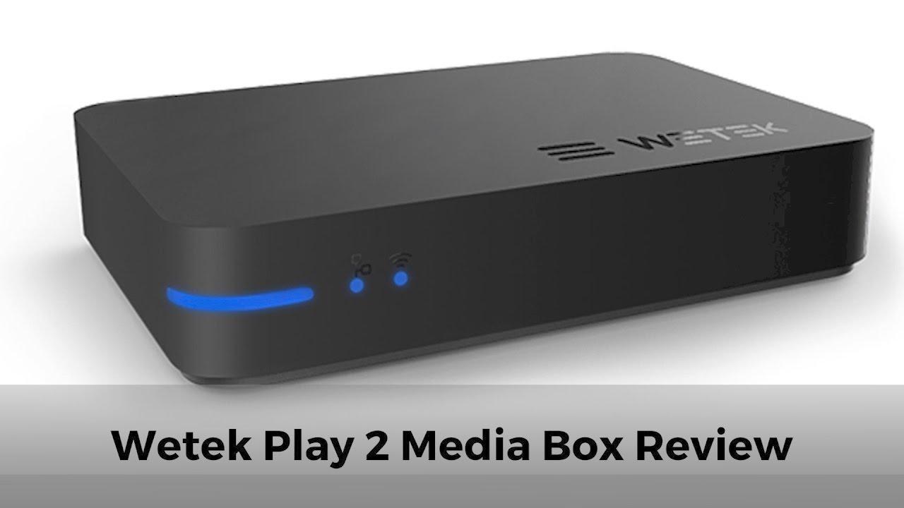 wetek play2  Wetek Play 2 Android Media Player Review - YouTube
