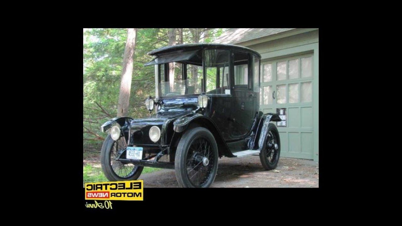 baker electric del 1903 e detroit electric del 1914 electric motor news n 39 2012 youtube. Black Bedroom Furniture Sets. Home Design Ideas