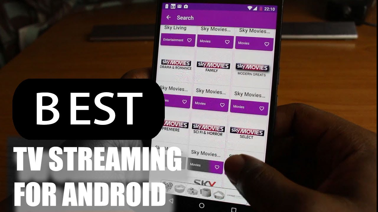 android movies streaming apps