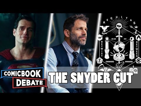 Why WB Should Release The Snyder Cut | Zack Snyder's DCEU Vision