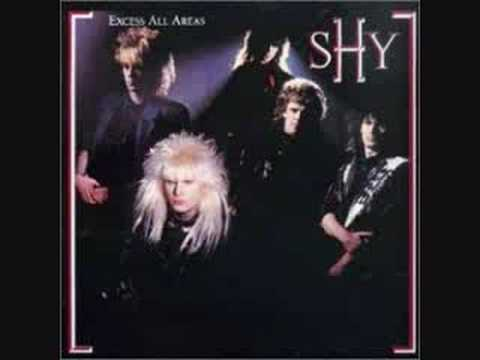Shy - When The Love Is Over