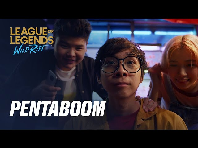 PENTABOOM! | 英雄聯盟:激鬥峽谷