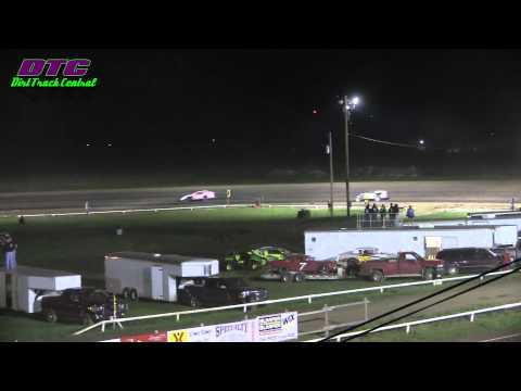 IMCA Modified A Feature Wakeeney Speedway 5 25 15