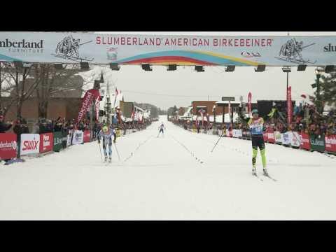 Men's 2019 American Birkie Finish