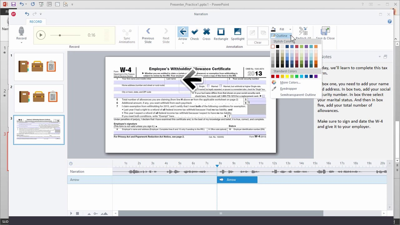 Powerpoint Tips: How To Add Annotations To Your Powerpoint Slides