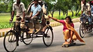Funny indian women