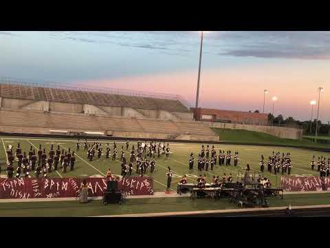 Kempner High School FBISD Band Night 2018