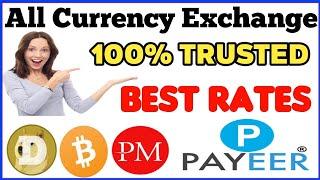 Best Currency Exchange Website in Pakistan | How to Exchange Currency 2020 | Best Rates |