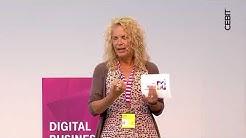 d!talk Presentation Susanne Blümel, Ralf Schikiera, Christian Krebs
