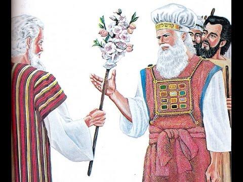 Tamil Christian Message - ஆரோனின் துளிர்த்த கோல் - The Budding of Aaron's Staff - Dr. R. Jayakumar