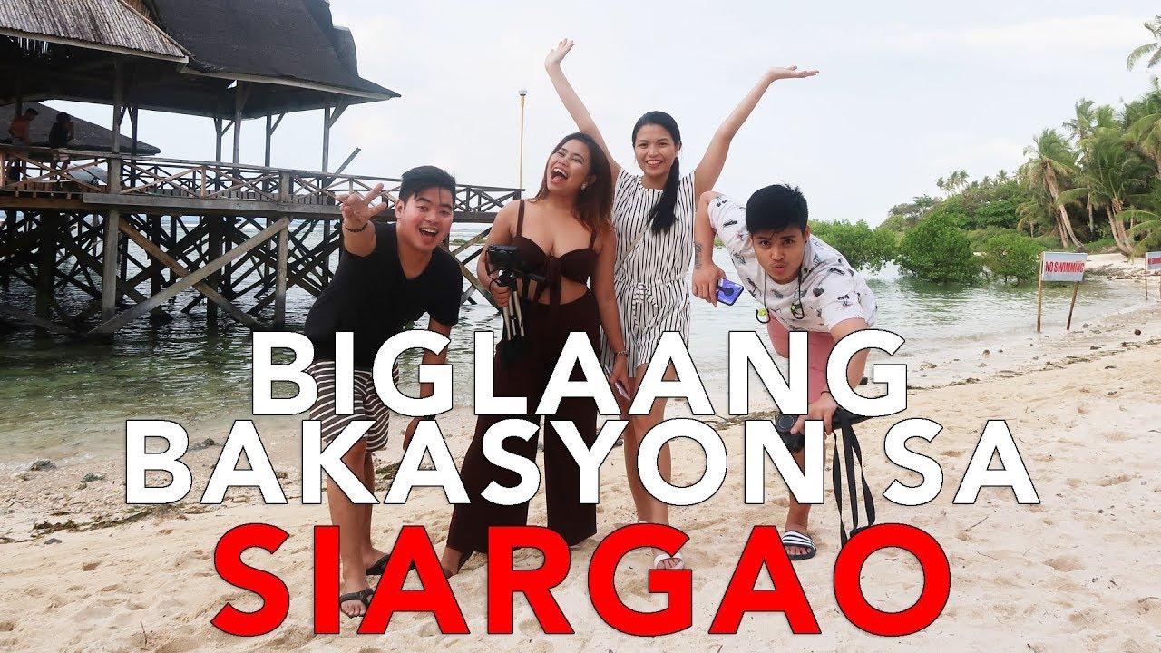 Biglaang Bakasyon Sa Siargao! (Walang Kaming Itinerary!!) - Day 1/5