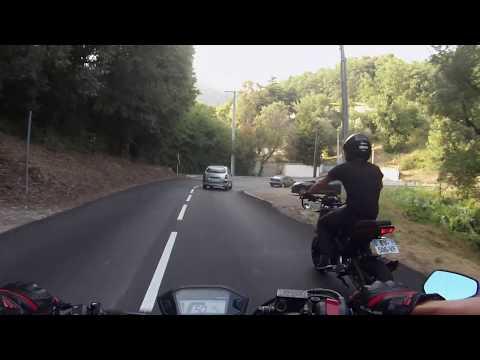 Je TEST ma nouvelle MOTO !!! Honda MSX / GROM 125