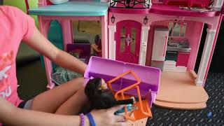 The Barbie Show episode 39 The Babysitter Thief