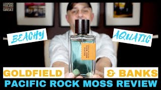 Goldfield & Banks Pacific Rock Moss Review + 10 Samples Giveaway