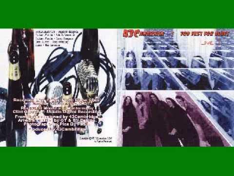 43 Cambridge - Too Fast For Blues - 2001 - Homecoming - MACHALIOTIS DIMITRIS