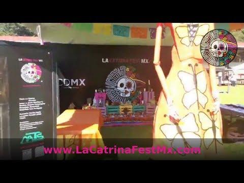 La Catrina Fest MX FlashBack 2017