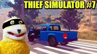 TRABAJITO PARA LA MAFIA - THIEF SIMULATOR #7 | Gameplay Español