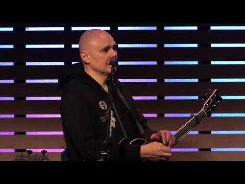 Smashing Pumpkins live on 101 WKQX, 8-14-18