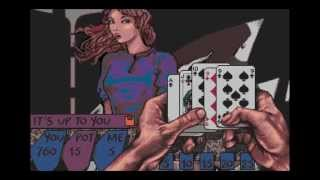 Teenage Queen - Atari ST [Longplay] (18+)