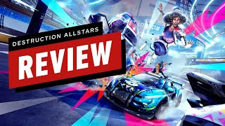 Destruction AllStars Review (Video Game Video Review)