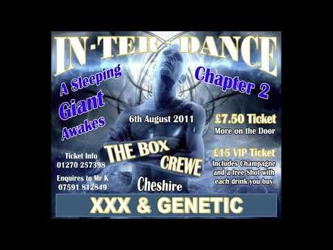 XXX & GENETIC @ IN-TER-DANCE