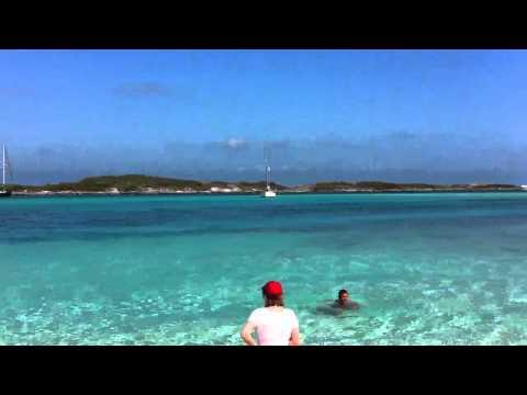 Allen's Cay Exumas