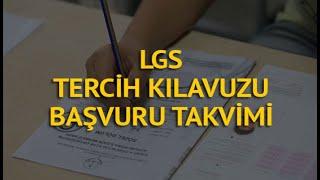 LGS tercih ve yerleştirme kılavuzu 2018: MEB, LGS tercih ve yerleştirme takvimini açıkladı!
