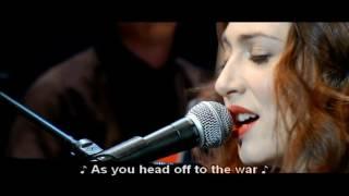 Repeat youtube video Regina Spektor The Call Live