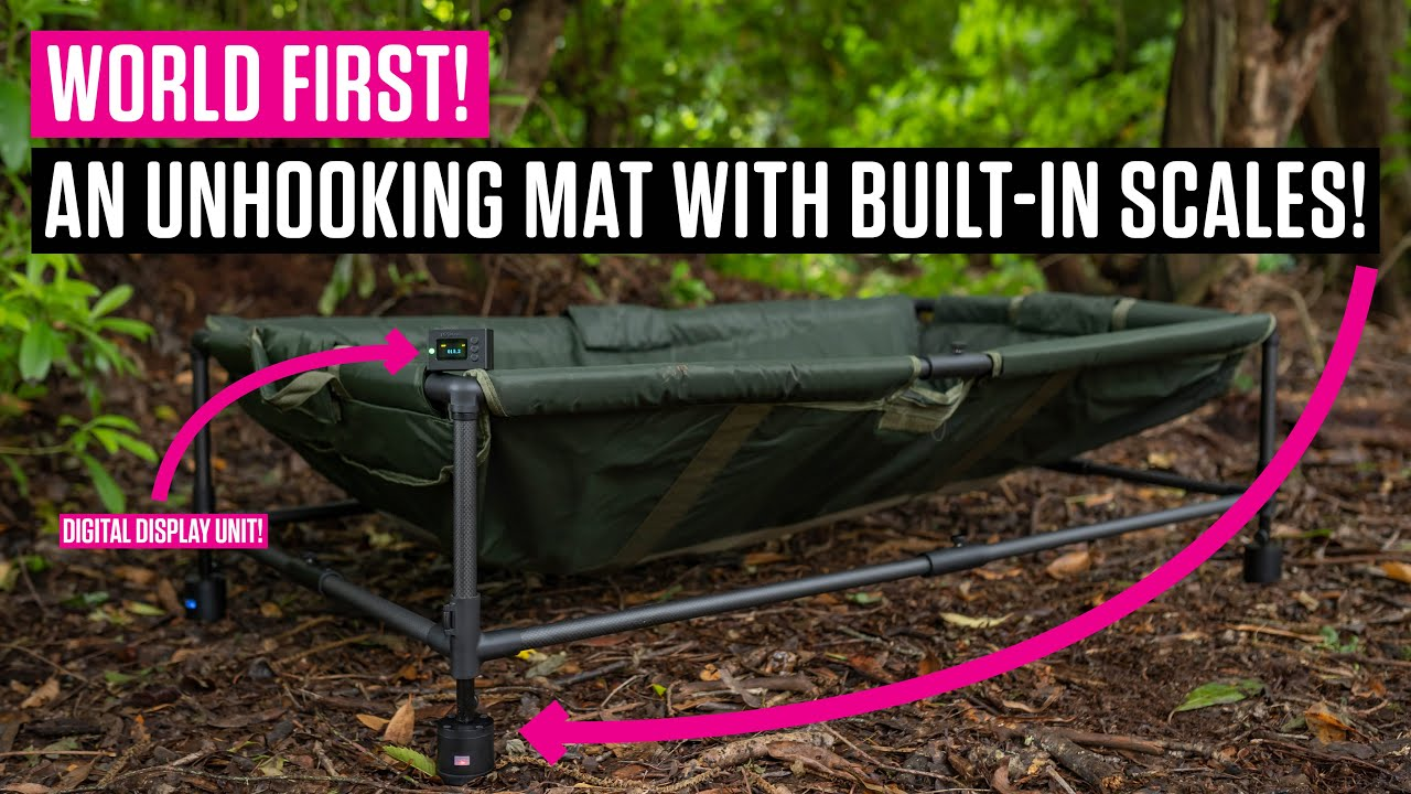 TESTED: The WORLD'S Most Expensive Unhooking Mat | New Direction Scadle