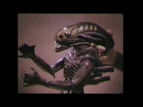 Alien Kenner Toy Commercial