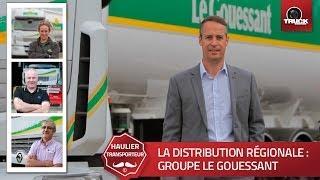 LA DISTRIBUTION RÉGIONALE : Transport LE GOUESSANT