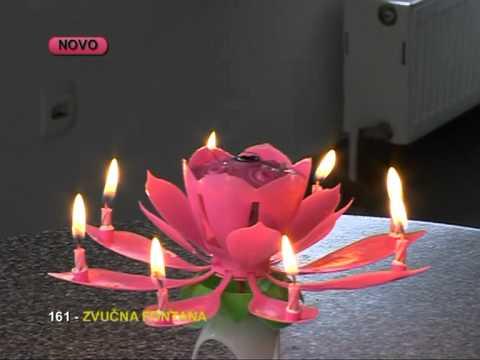 muzička čestitka za rođendan 161   MUZICKA FONTANA.mpg   YouTube muzička čestitka za rođendan