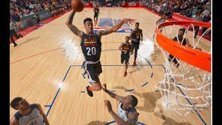 Top dunks from the opening weekend of mgm resorts nba summer league
