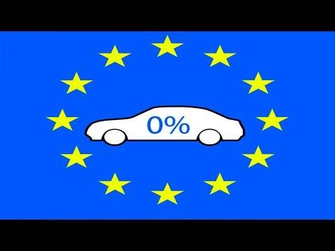 Евробляхи новости 2019. Растаможка авто на еврономерах