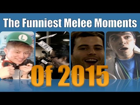 The Funniest Smash Moments of 2015
