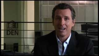 Lt. Gov Newsom's welcome for MESA teacher's academy - vMASME July 2012 Thumbnail