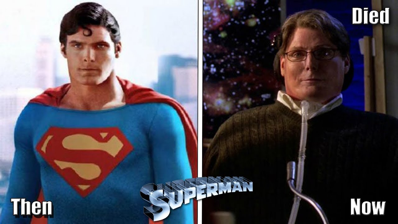 Superman 1978 Then And Now 2019 Before And After Youtube