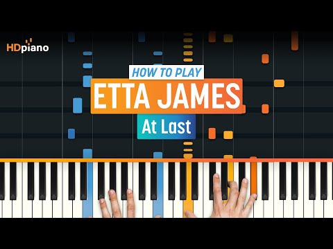 "How To Play ""At Last"" by Etta James 