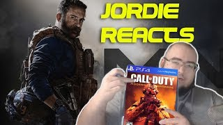 Wingsofredemption Reacts to Modern Warfare Trailer