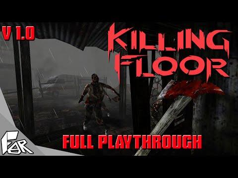 Killing Floor 0 Gameplay ➤ FULL Story Playthrough! (KF 2.1 Mod)