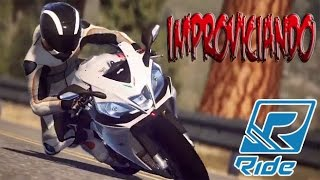 RIDE   RAP   IMPROVICIANDO (Gameplay+Freestyle)