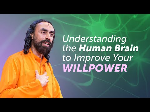 To Improve WillPower and Self-Control - Know this 1 Secret of the Human Brain | Swami Mukundananda
