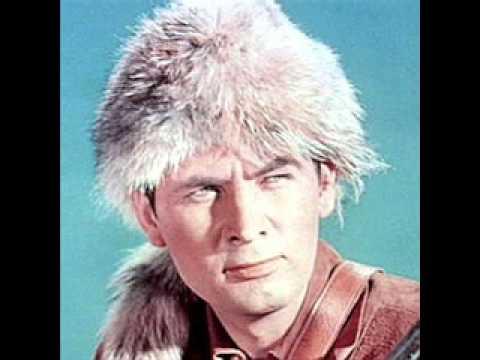 Fess Parker - Ballad of Davy Crockett (1955)